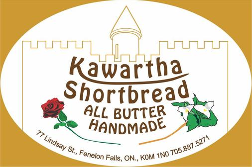 Kawartha Shortbread logo