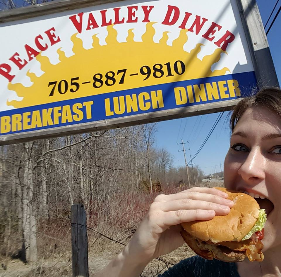 Peace Valley Diner logo