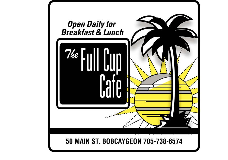 The Full Cup Café logo